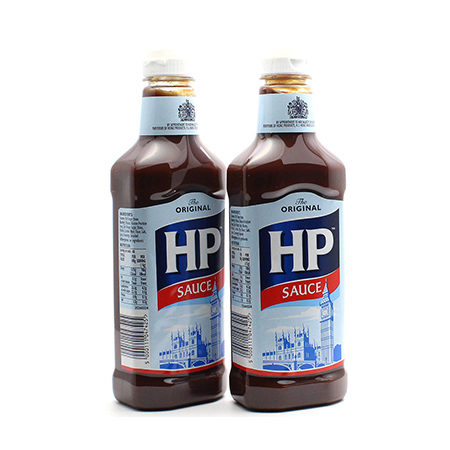 Image of HP Saunce, Brown Sauce Twin Pack