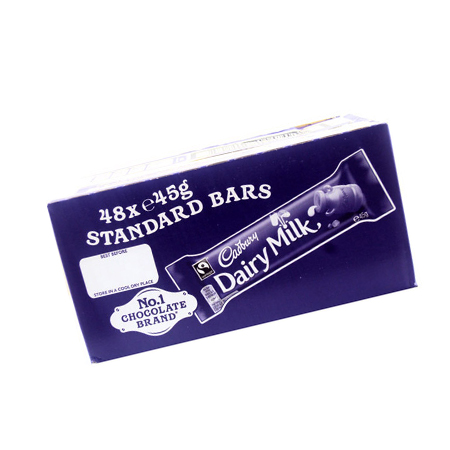 Image of Diary Milk 48 Pack