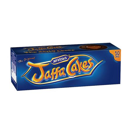 image of jaffa cakes