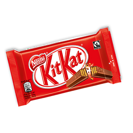 Image of Nestle Kit Kat - UK chocolate delivered around the world