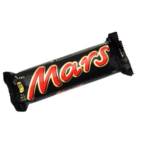 image of mars bar