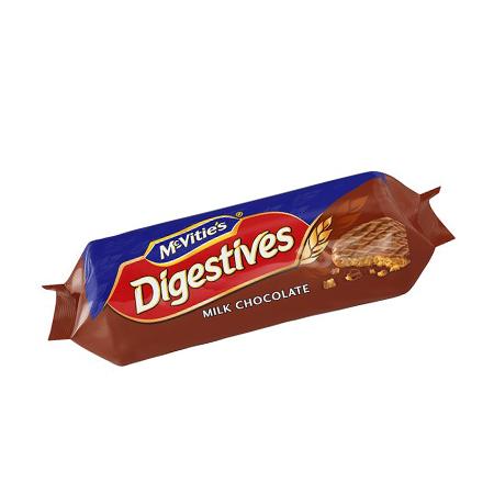 Image of McVities Chocolate Digestives