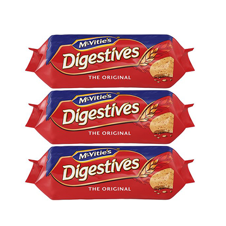 Image of McVities Digestive Triple Pack
