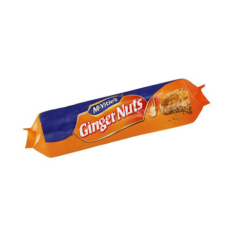 Image of McVities Ginger Nuts Biscuits