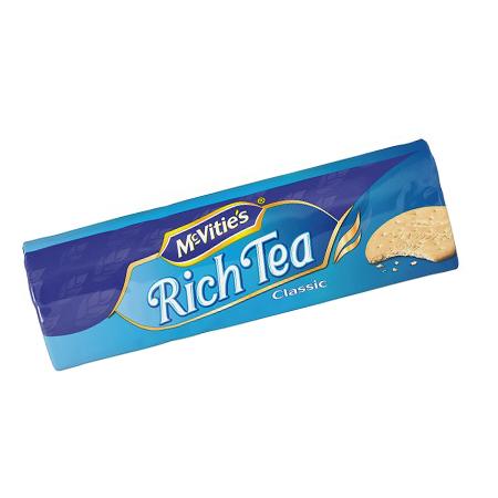 Image of McVities Rich Tea biscuits