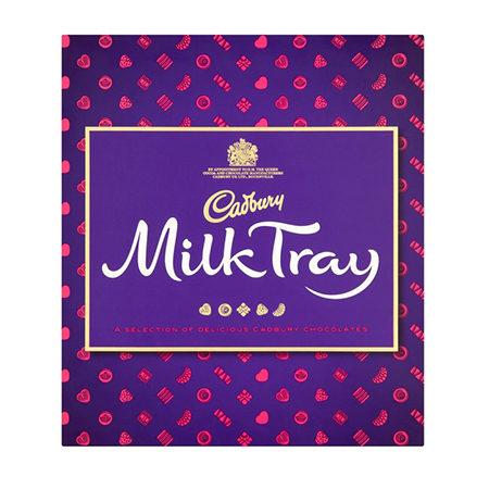 Image of Milk Tray Chocolate Box