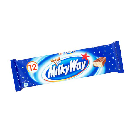 Image of milky way chocolate bar 12 pack